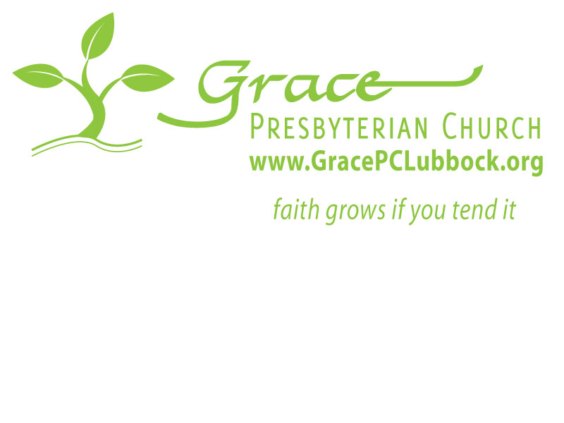 Grace Presbyterian Church of Lubbock Logo