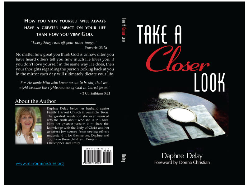 Take a Closer Look Book Cover